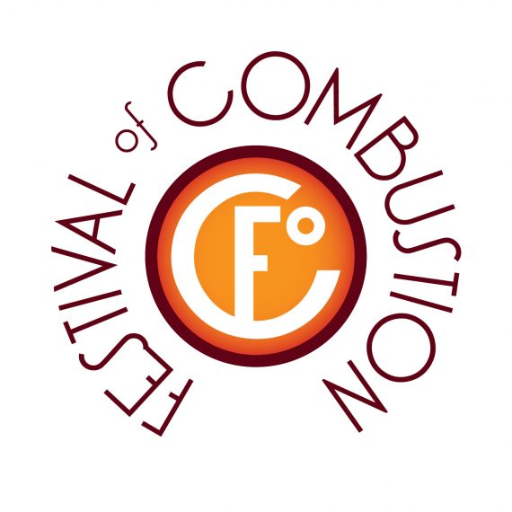 Festival of Combustion logo design