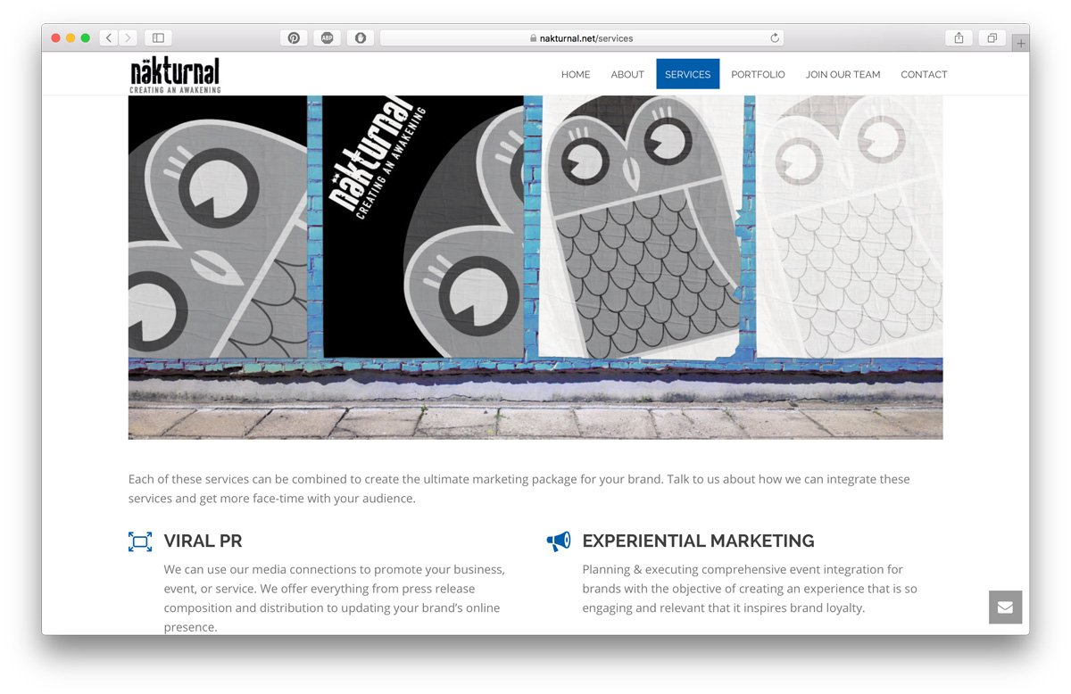 nakturnal.net - about page
